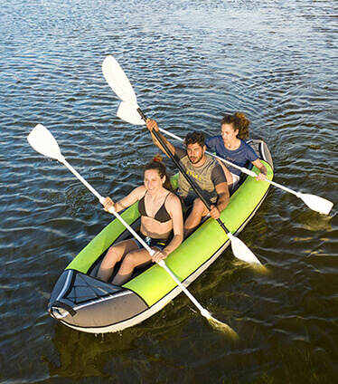 3 person inflatable kayak
