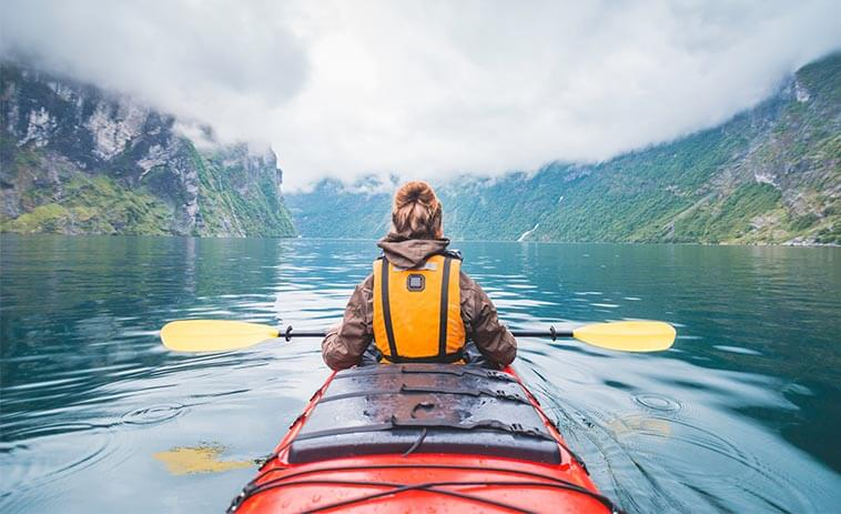 kayak supplier