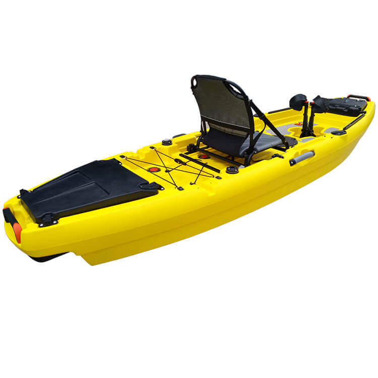 fishing kayak with pedals 10