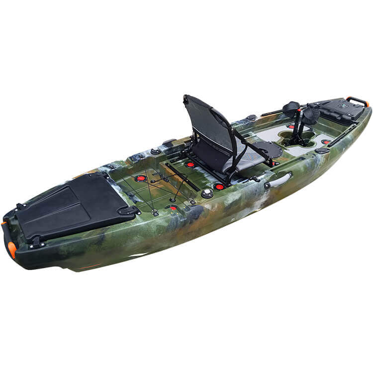 fishing kayak with pedals 13