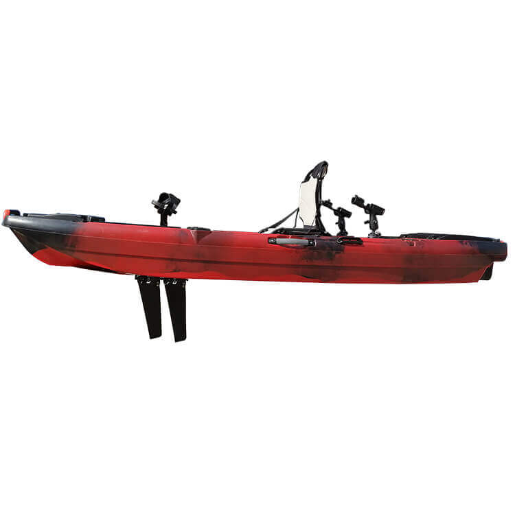 fishing kayak with pedals 2 1