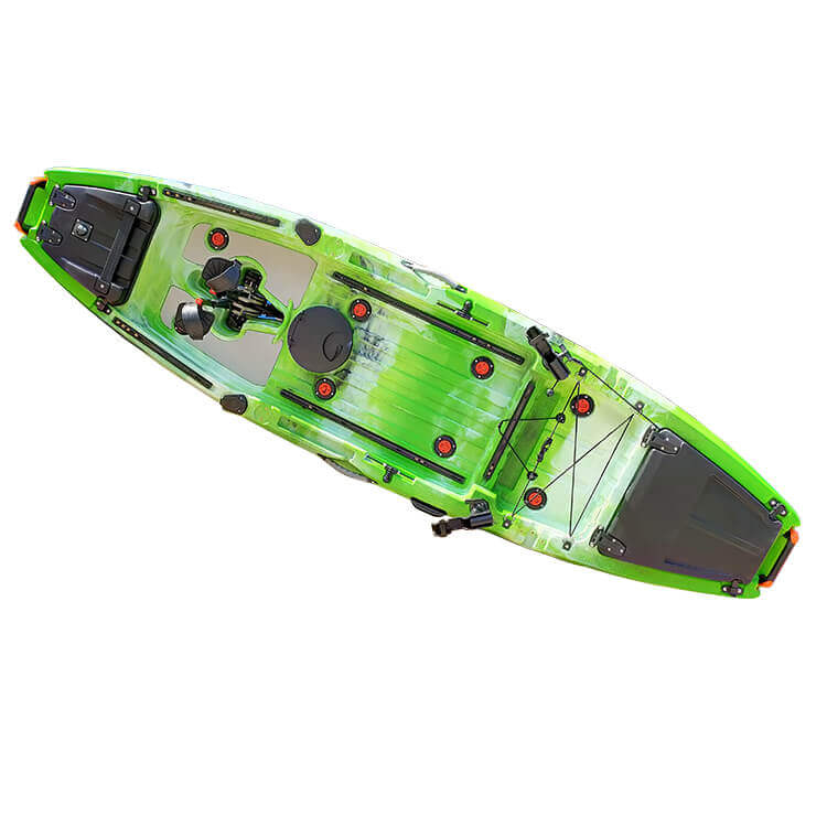 fishing kayak with pedals 2