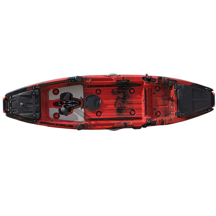 fishing kayak with pedals 4