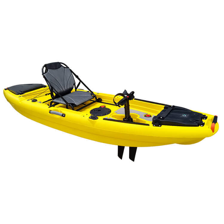 fishing kayak with pedals 7