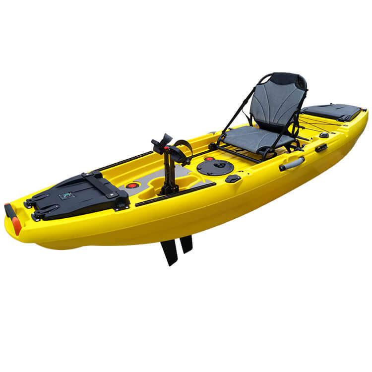 fishing kayak with pedals 9