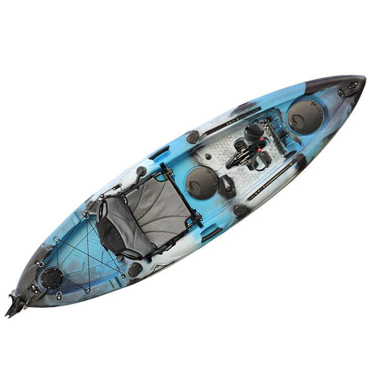 pedal kayak 1