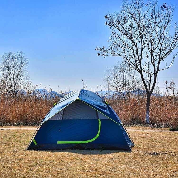 campint tent